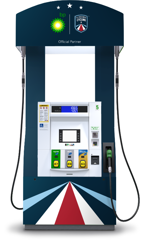 BP dispenser