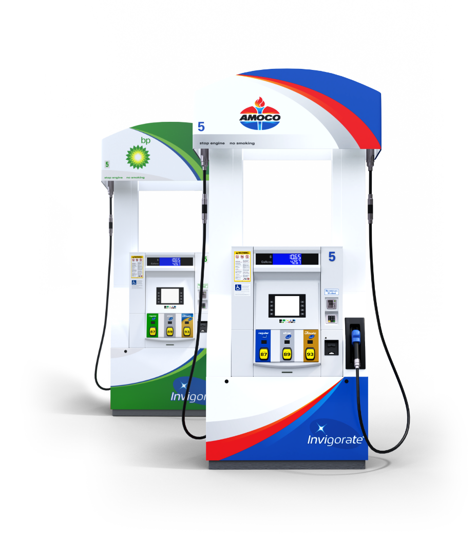 BP & Amoco Fuels